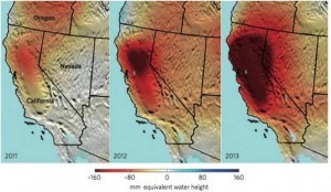NASA Scientist Warns California Has One Year of Water Left