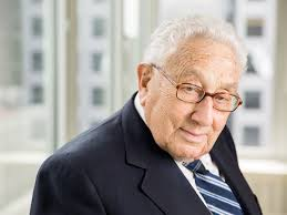 "Henry Kissinger: ""Obama will create a New World Order"""