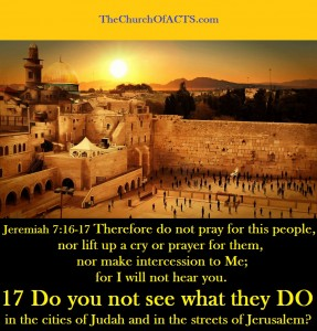 Tell Israel And The Nations to REPENT And KEEP THE LAW