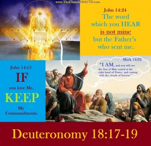 AncientOfDaysJohn14-24-Deuteronomy18-Mark14-62