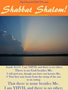 Shabbat Shalom! – Keep The GREATEST COMMANDMENT!