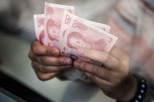 China Yuan IMF SDR