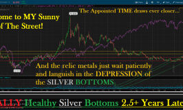 Silver & Gold COT Report – Avoid Stargazers