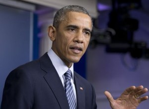 Obama Uses 'n word' to Make Point About Race Relations