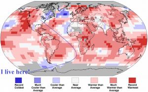 Global Temperature Records Just Got Crushed Again